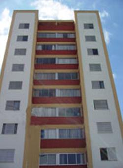 Cursino, Apartamento Padrão - Fachada