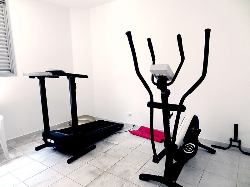 Saúde, Cobertura Duplex-Fitness Center