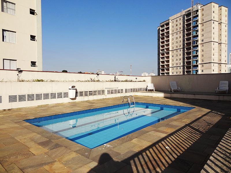 Sacomã, Apartamento Padrão - Piscina