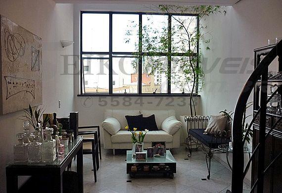 Cursino, Cobertura Duplex - Sala de estar