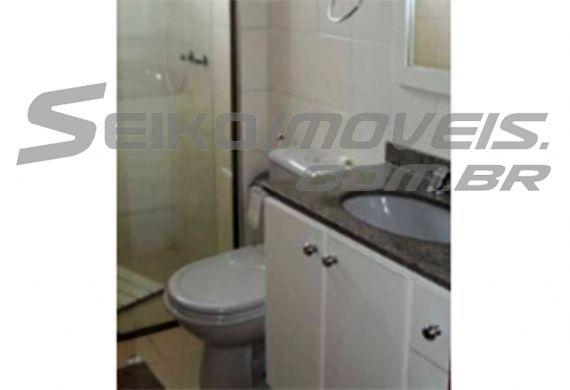 Cursino, Cobertura Duplex-Banheiro da suíte