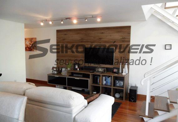 Vila Mariana, Apartamento Duplex - Sala
