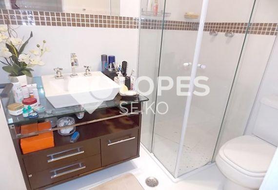 Apartamento 3 dormitórios na Rua JACI  Saúde  Seiko Imóveis # Pia Banheiro Amarela