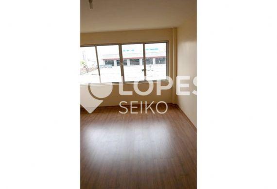 Cursino, Apartamento Padrão - Sala em L com dois ambientes e piso laminado