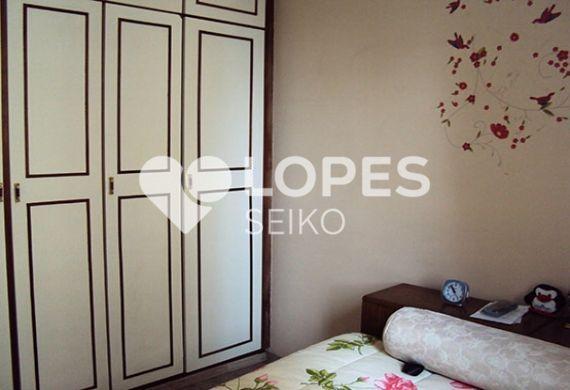 Sacomã, Apartamento Padrão-Suíte com piso laminado e armário planejado