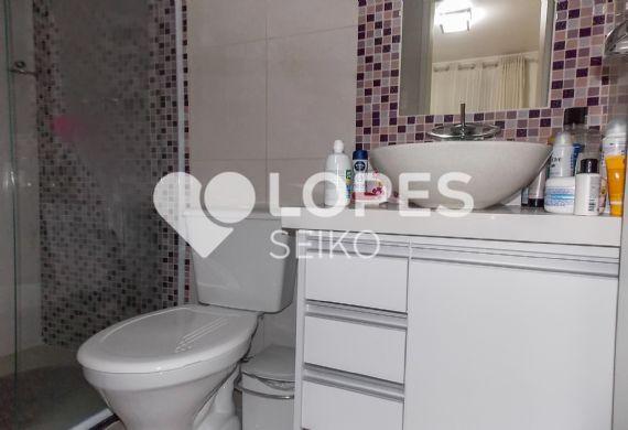 Apartamento 3 dormitórios na Rua NOSSA SENHORA DA SAÚDE  Sacomã  Seiko Imóveis -> Cuba Banheiro Silestone