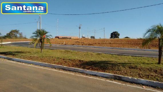 Terreno à venda, Jardim dos Ipes, Caldas Novas