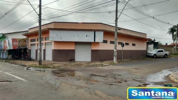 Prédio Comercial à venda, Nova Vila, Caldas Novas