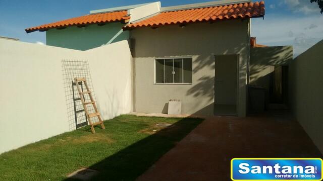 Casa à venda, Nova Canaa, Caldas Novas