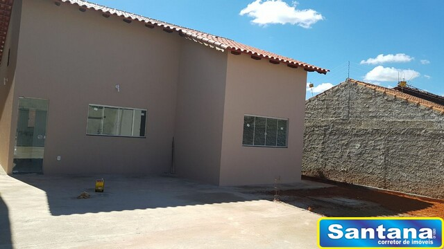 Casa à venda, Jardim Tangara, Caldas Novas