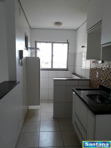Apartamento à venda, Jardim Querência, Águas Lindas de Goiás