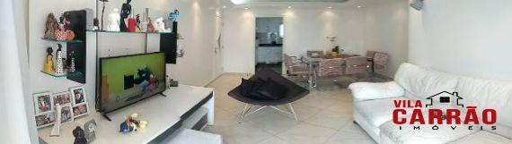 Apartamento à venda, Chácara Califórnia, São Paulo