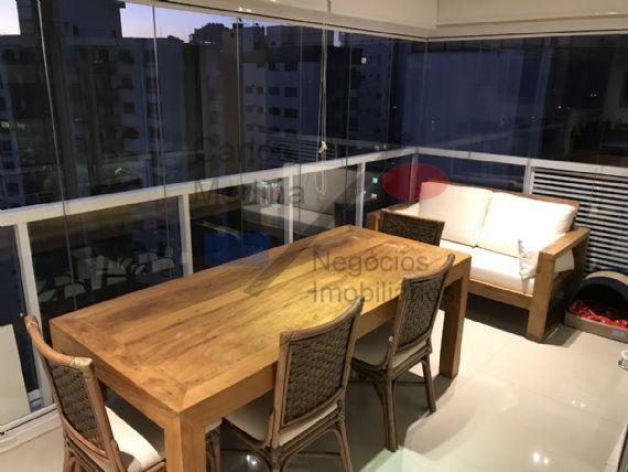 Apartamento à venda, Anália Franco, São Paulo