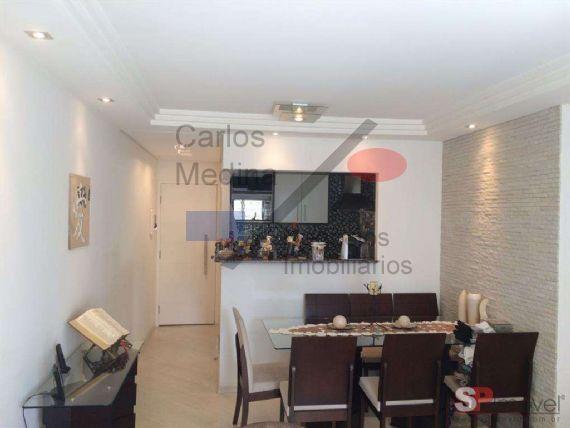 Apartamento à venda, Vila Invernada, São Paulo