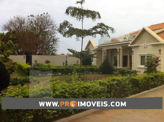 Casa para arrendar, Benfica, Luanda