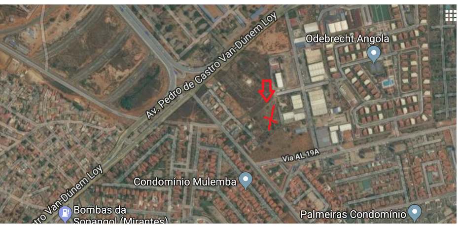 Terreno à venda, Talatona, Luanda