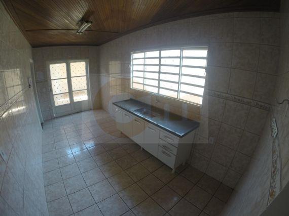 Casa para alugar, Conjunto Habitacional Hilda Mandarino, Araçatuba