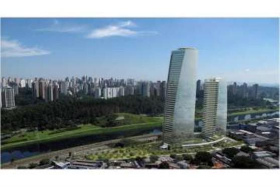 Apartamento à venda, Santo Amaro, São Paulo