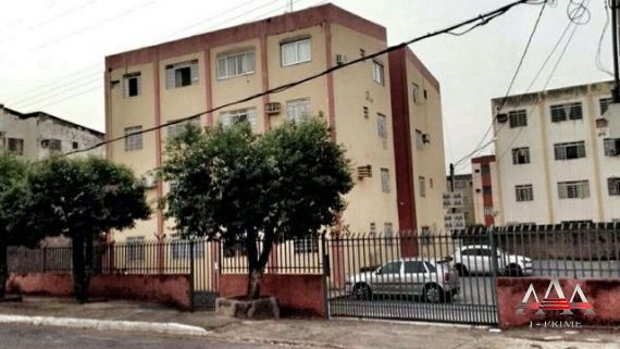 Apartamento Padrão-Carumbé