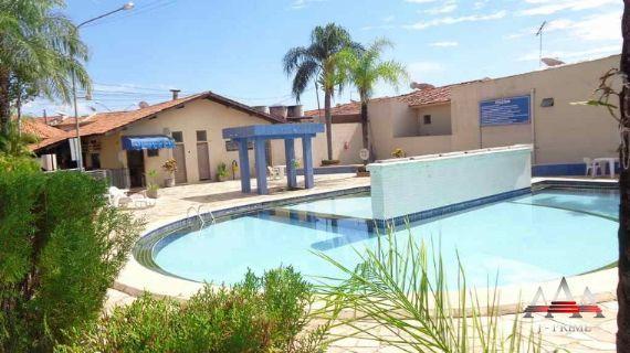 Casa Sobrado-Condomínio Residencial Canachuê