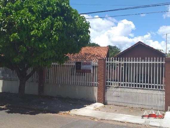 Casa Térrea-Jardim Primavera
