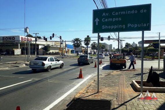 Terreno-Avenida Carmindo de Campos