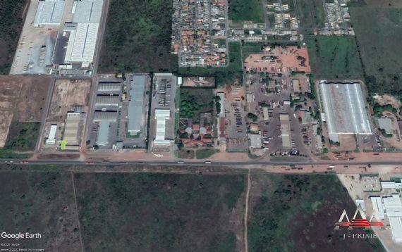 Avenida airton senna - CuiabáMT