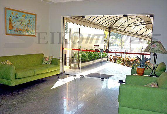 Jabaquara, Apartamento Padrão-Hall social do condomínio