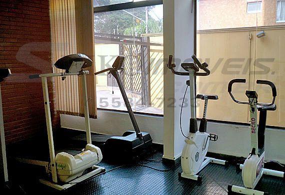 Jabaquara, Apartamento Padrão-Fitness