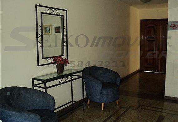 Cursino, Apartamento Padrão - Hall social decorado do condomínio