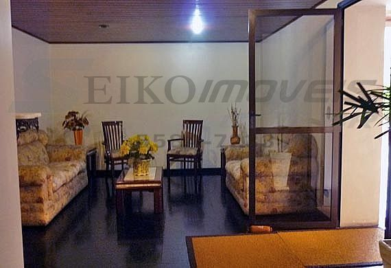 Ipiranga, Apartamento Padrão-Hall social decorado do condomínio