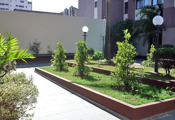 Sacomã, Apartamento Padrão-Praça central