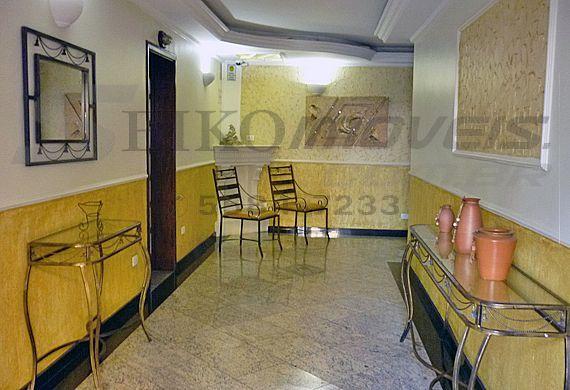 Sacomã, Apartamento Padrão-HALL DO CONDOMÍNIO