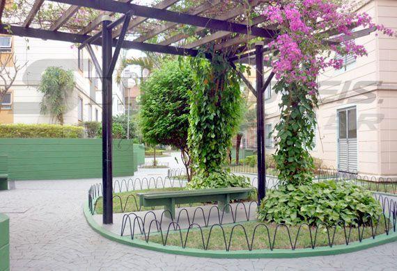 Sacomã, Apartamento Padrão - Praça