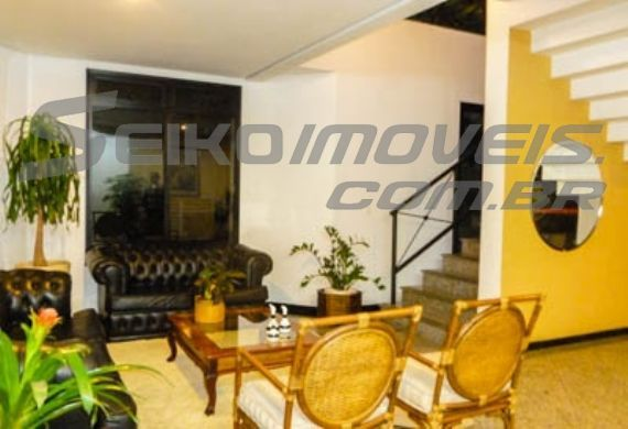 Ipiranga, Apartamento Padrão-Hall social do condomínio