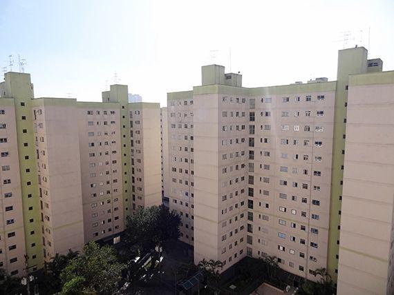 Sacomã, Apartamento Padrão-Fachadas