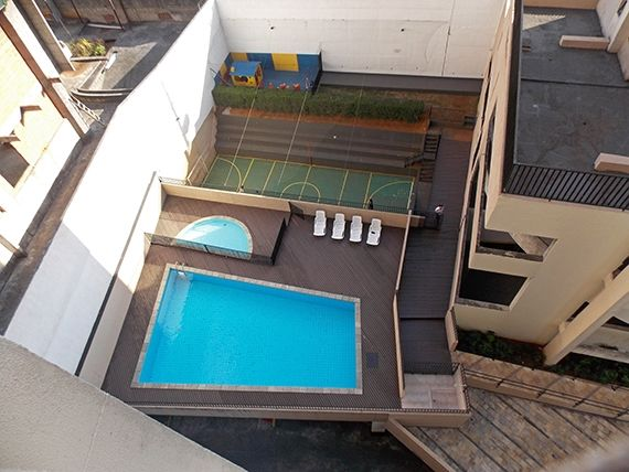 Jabaquara, Apartamento Padrão-Vista do lazer