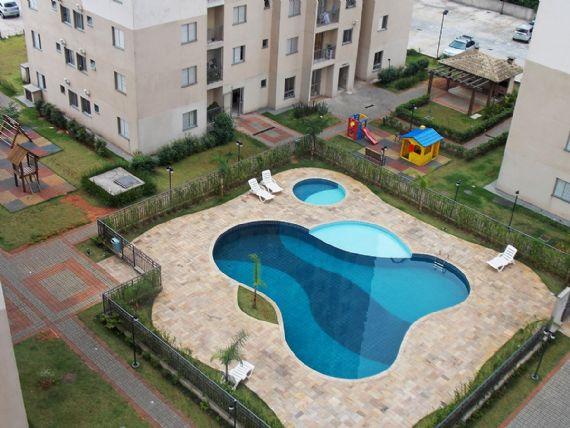 Sacomã, Apartamento Padrão-Vista Aéria