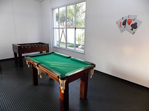 Sacomã, Apartamento Padrão-Salão de Jogos
