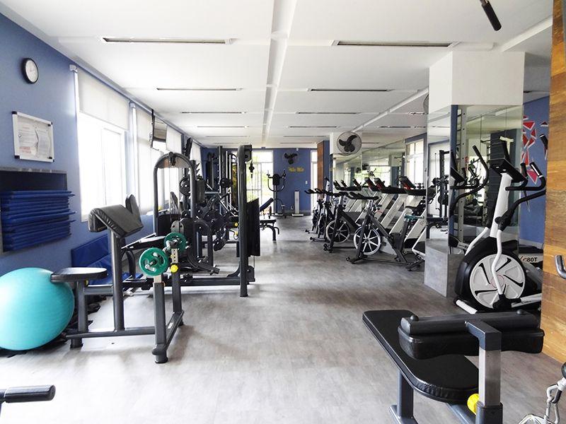 Ipiranga, Apartamento Padrão-Espaço Fitness.
