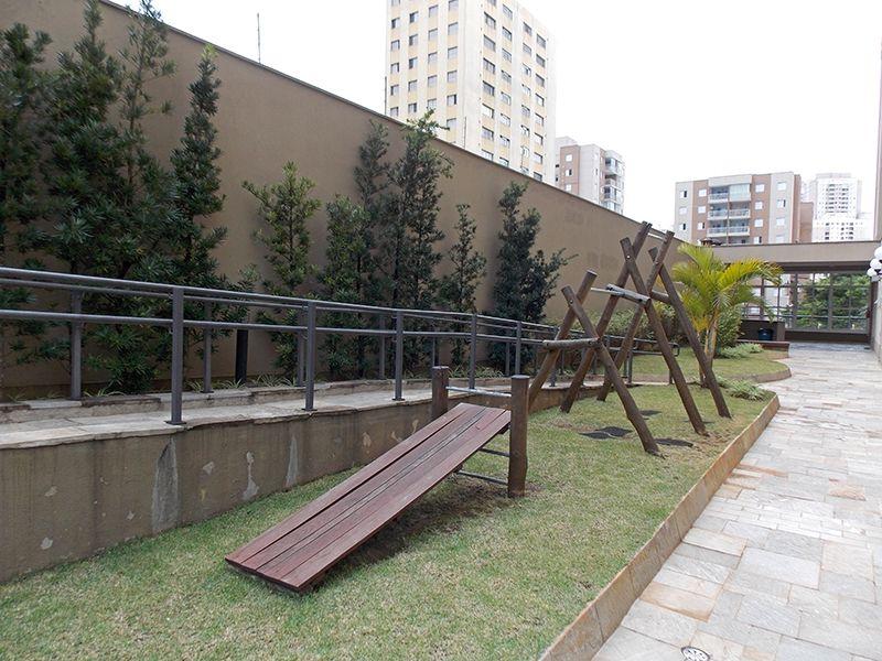 Sacomã, Apartamento Padrão-Espaço Fitness