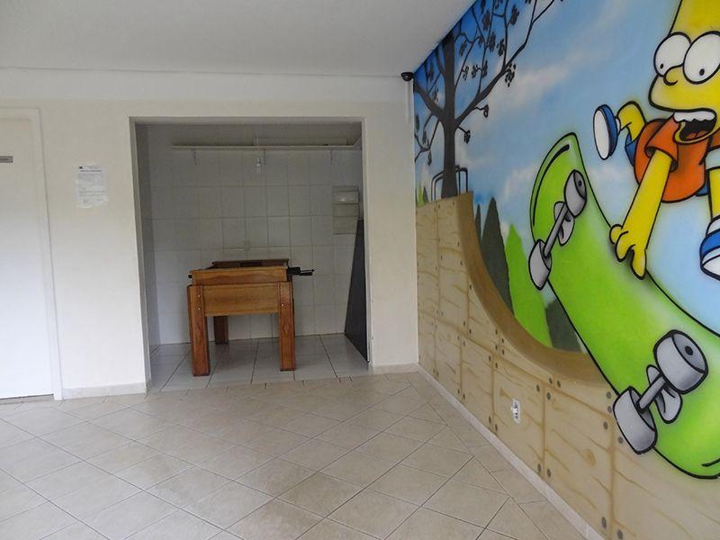 Jabaquara, Apartamento Padrão-Salão de Jogos.