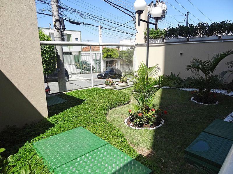 Sacomã, Apartamento Padrão-Áreas ajardinas