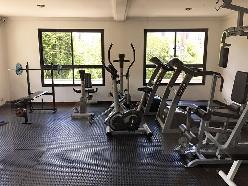 Jabaquara, Cobertura Duplex-Fitness Center