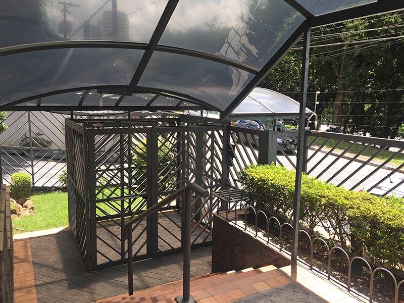 Jabaquara, Cobertura Duplex-Portaria