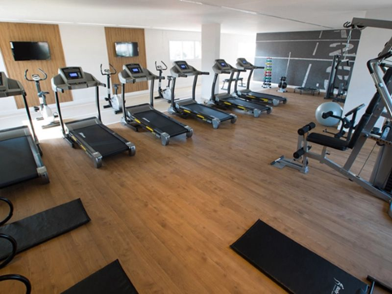 Ipiranga, Studio-Fitness Center