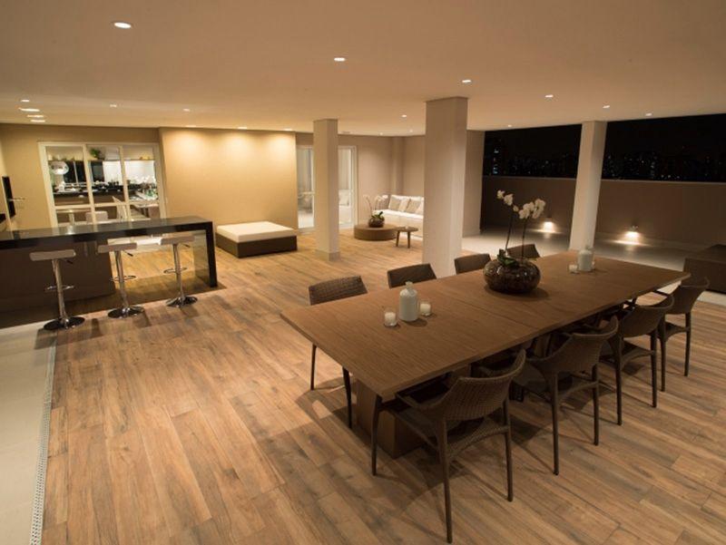 Ipiranga, Studio-Salão de festa com espaço gourmet