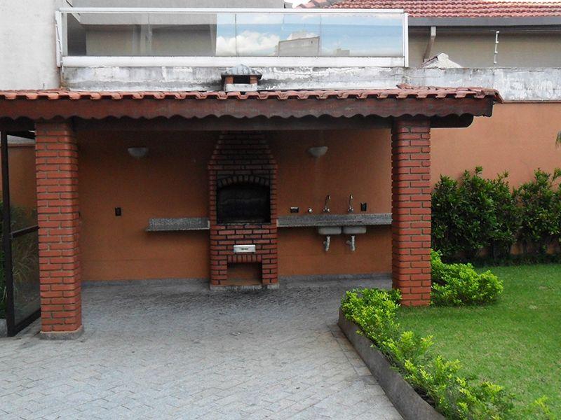 Ipiranga, Apartamento Padrão-Churrasqueira