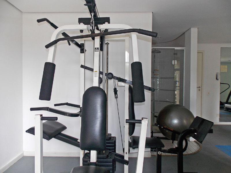 Ipiranga, Apartamento Padrão-Fitness center.