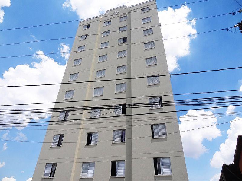 Jabaquara, Apartamento Padrão - Fachada